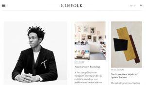 Kinfolk Mag