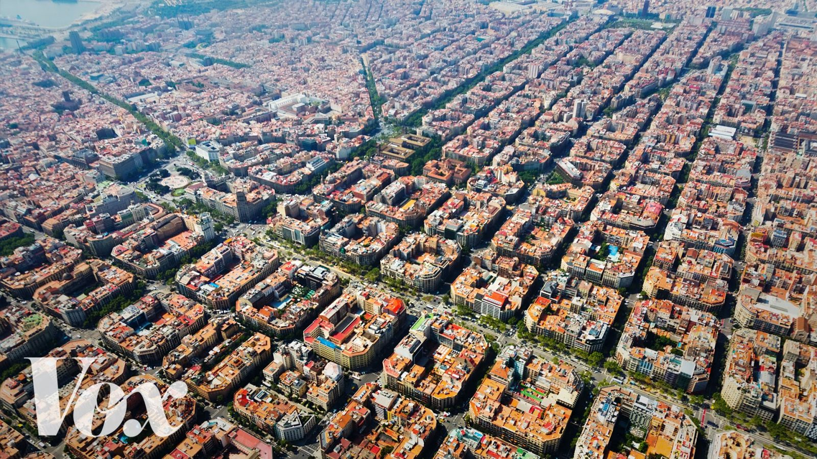 Barcelona : Fewer Cars More Life