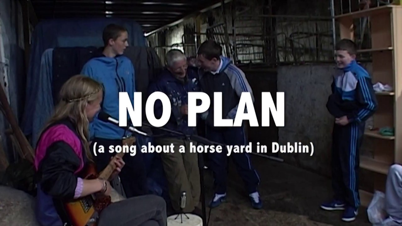 A Musical Slave in Dublin