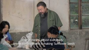 Ai Weiwei • Sunflower Seeds