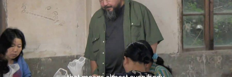 Ai Weiwei • Sunflower Seeds