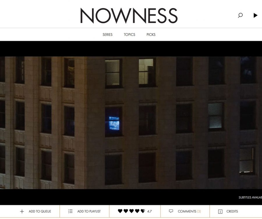 Get to know Nowness