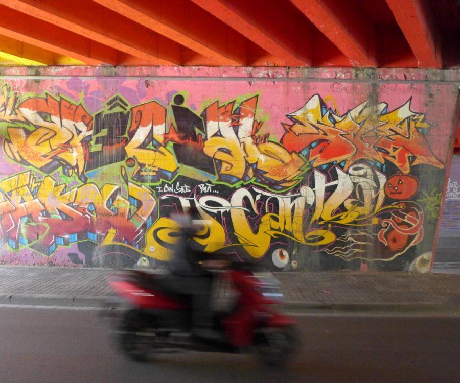 Graffiti Details