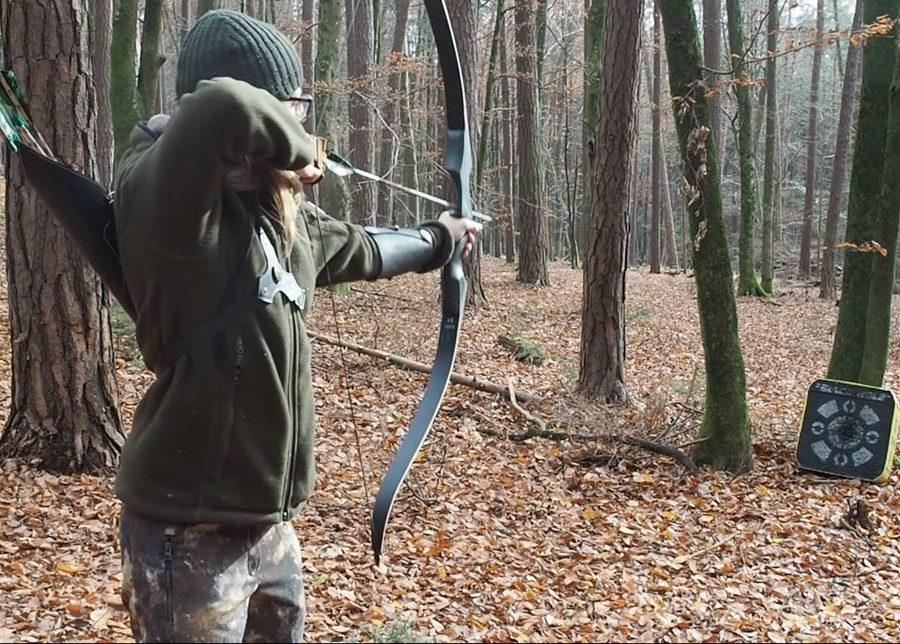 Archery – Set up a Recurve Bow