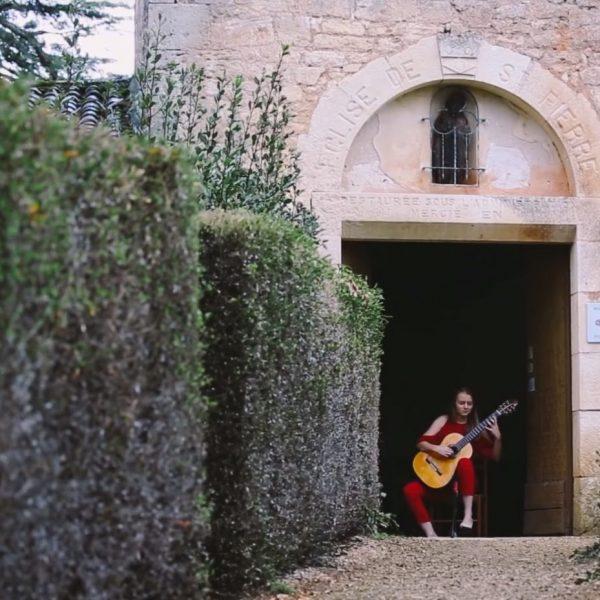 Capricho Arabe (F. Tárrega) – Alexandra Whittingham