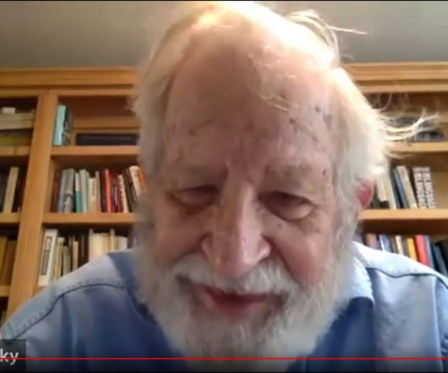 Noam Chomsky: Coronavirus, etc.